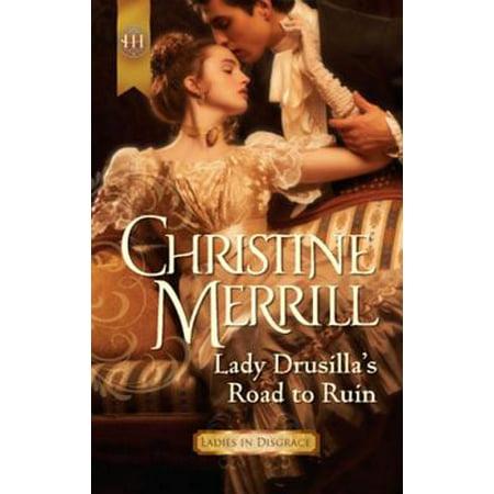 Lady Drusilla's Road to Ruin - eBook