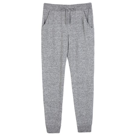 Ally B Sweater Knit Jogger Pant (Big Girls)