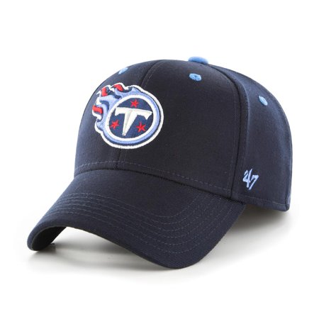 Kickoff 47 Brand Contender Tennessee Titans Fitted Hat