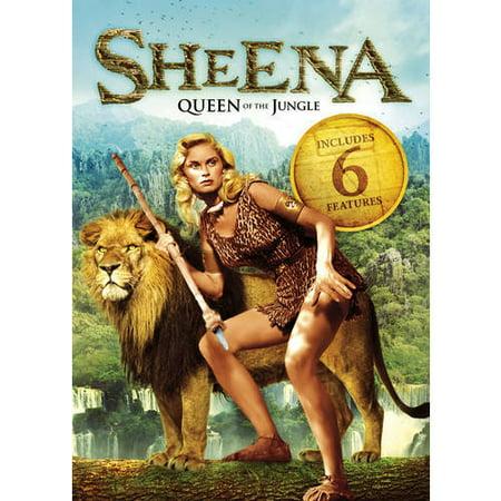 Sheena Queen Of Of The Jungle