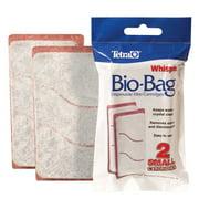Tetra Whisper Bio-Bag Disposable Filter Cartridges, For Aquariums