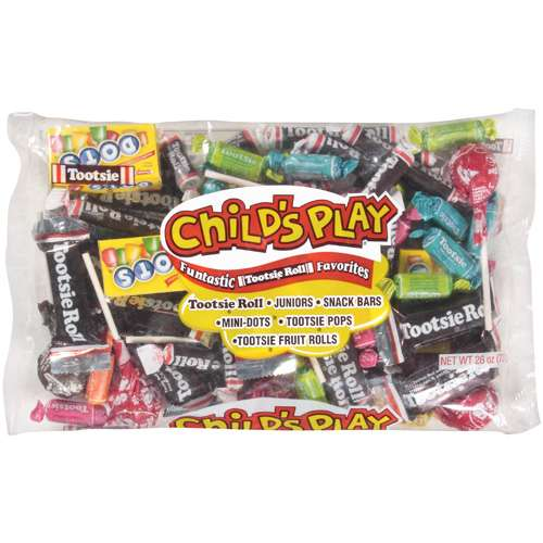 Tootsie Child's Play Variety Candies Pack, 26 Oz.