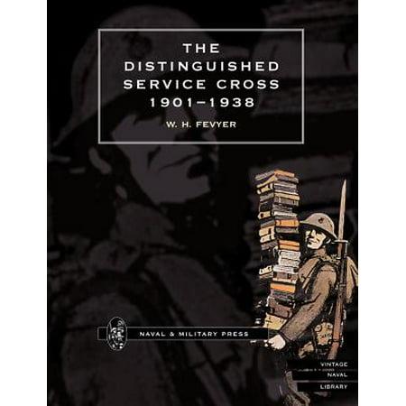 Distinguished Service Cross 1901-1938