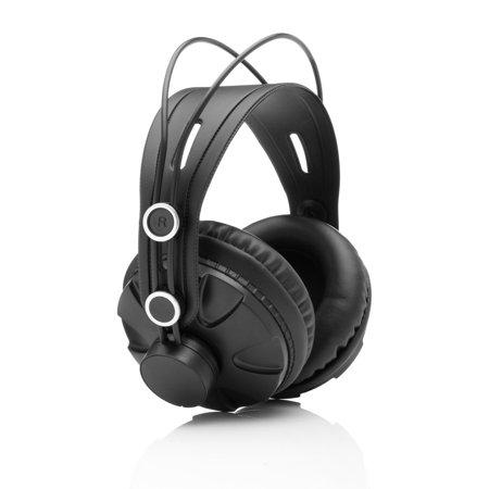 Pure Resonance Audio MH10C Closed Back Over Ear Professional Monitoring Headphones