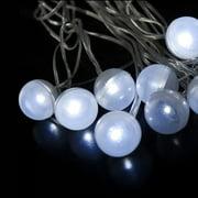 LED Fairy Berry String Lights - White