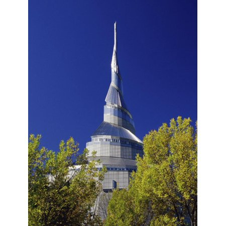Community of Christ Temple, Independence, Missouri, USA Print Wall (Independence Center Missouri)