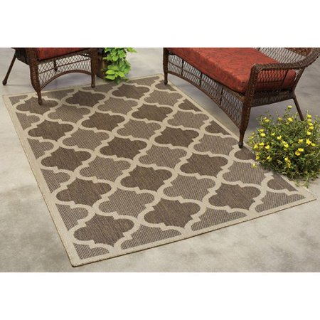 Mainstays Trellis Indoor/Outdoor Rug - Walmart.com - photo#4