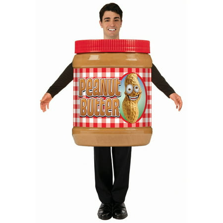 Halloween Peanut Butter Adult Costume](Linus Peanuts Costume)