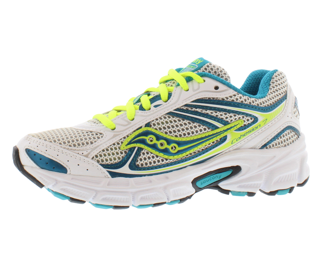 Saucony Grid Cohesion 7 Women's Shoes Size by