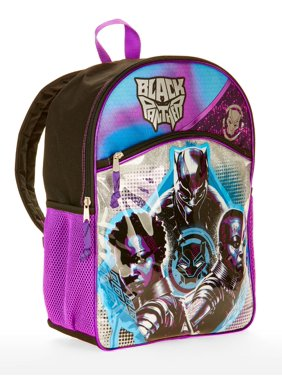 Product Image Marvel Black Panther Kids Backpack 34e5df58bd