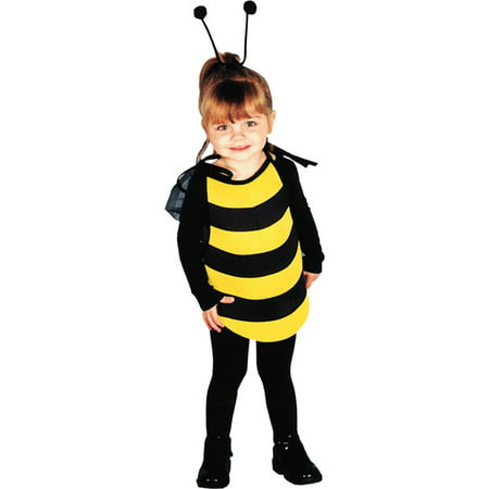 Easy Hallowen Costumes (Morris Costumes Easy To Wear Soft Fabric Bumble Bee My 1St Costume, Style)