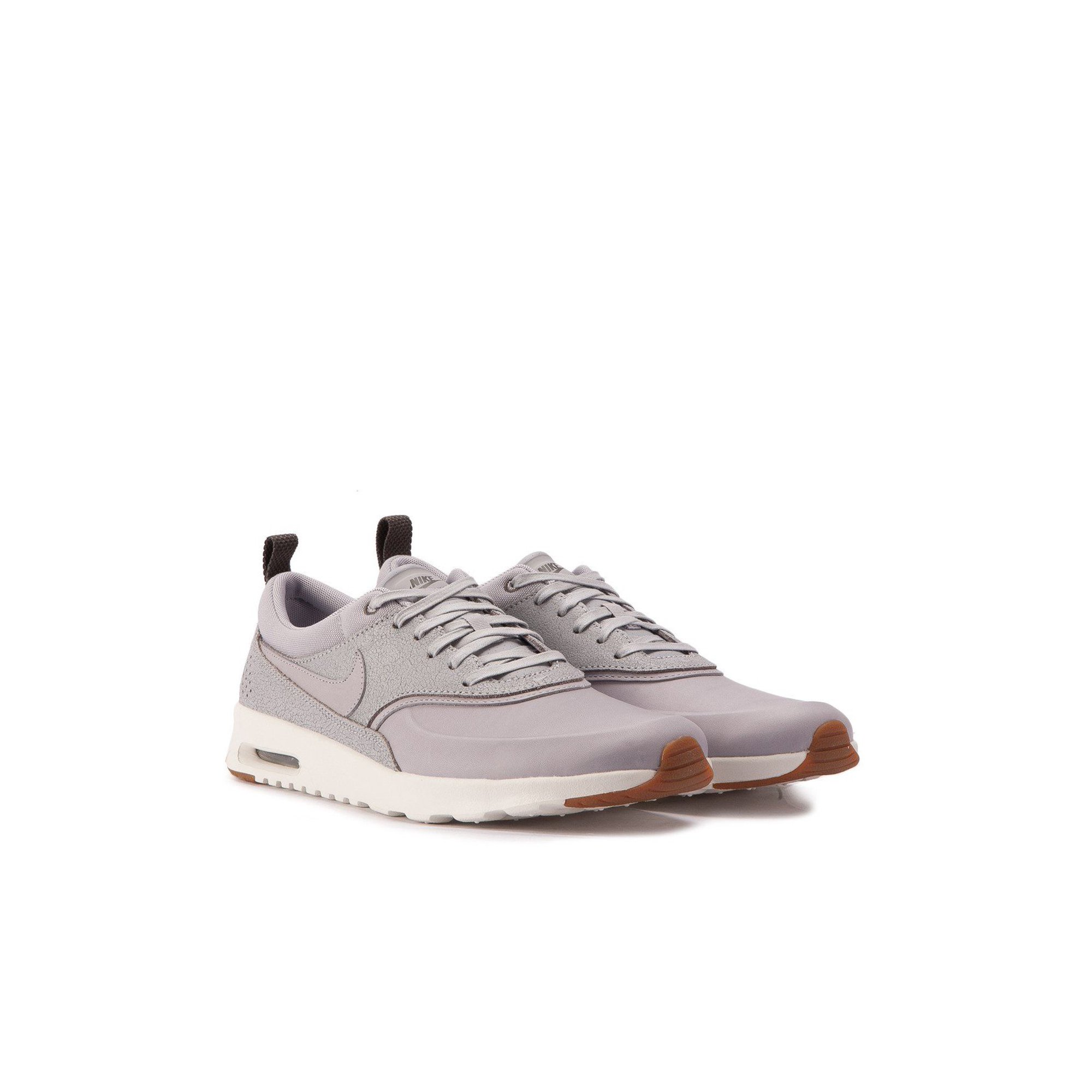 the latest 1db85 01410 Nike Womens Air Max Thea PRM Low Top Lace Up Running Sneaker   Walmart  Canada