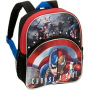 "Captain America 12"" Backpack"