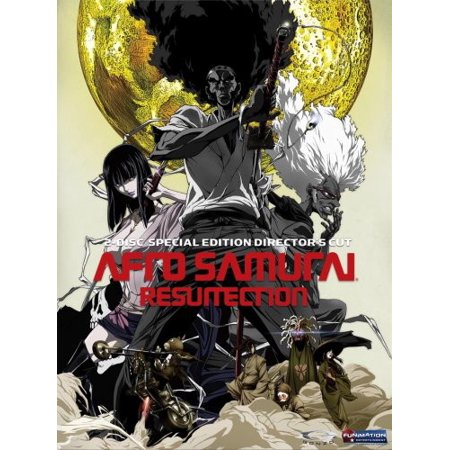 Afro Samurai: Resurrection (Director's Cut)](Halloween Resurrection Part 1)