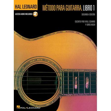 25 Spanish Guitar - Spanish Edition: Hal Leonard Metodo Para Guitarra Libro 1 - Segunda Edition: (hal Leonard Guitar Method, Book 1 - Spanish 2nd Edition) (Other)