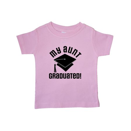 My Aunt Graduated Niece Nephew Gift Baby T-Shirt (Birthday Wishes For My Niece And Nephew)