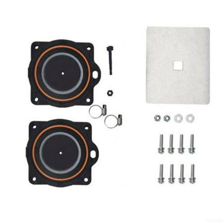 Air Pump Diaphragm Rebuild Repair Set Suit For Hiblow HP-80,HP-60,80PC000042P