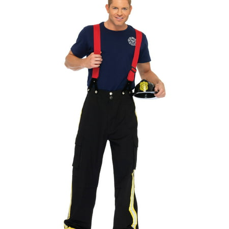 Leg Avenue Fire Captain Adult Halloween Costume - Halloween Costume Ideas Nyc