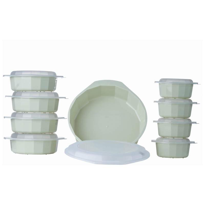 LaCuisine 18pc Microwave Cookware Set by Supplier Generic