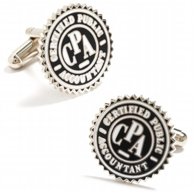 Cufflinks PD-CPA-SL CPA Seal Cufflinks