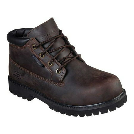 Men s Skechers Work Trevok ST WP Boot