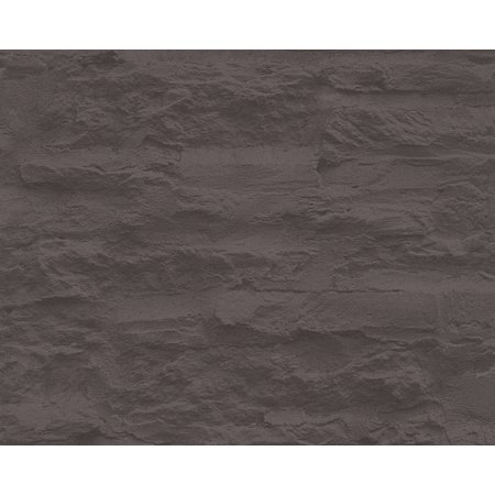 B&W 3 - Black and White Look Cream, White Wallpaper Sample, Modern Wall Decor - image 1 de 1