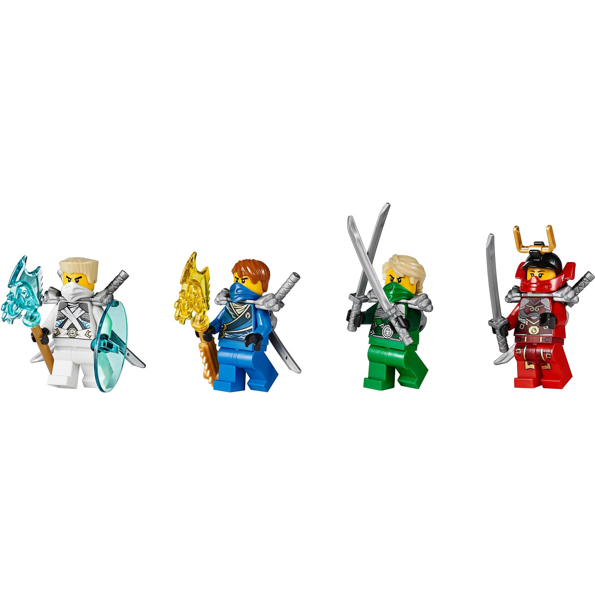 lego ninjago battle for ninjago city walmartcom
