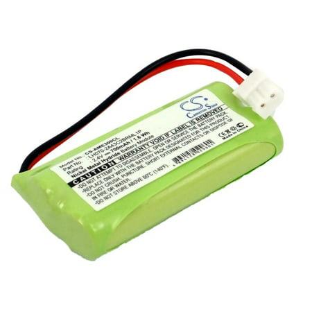 Cameron Sino Replacement Battery BT183342 / BT283342 for Vtech AT&T Cordless Telephones CS6114 CS6419 CS6719 EL52300 CL80111 ()
