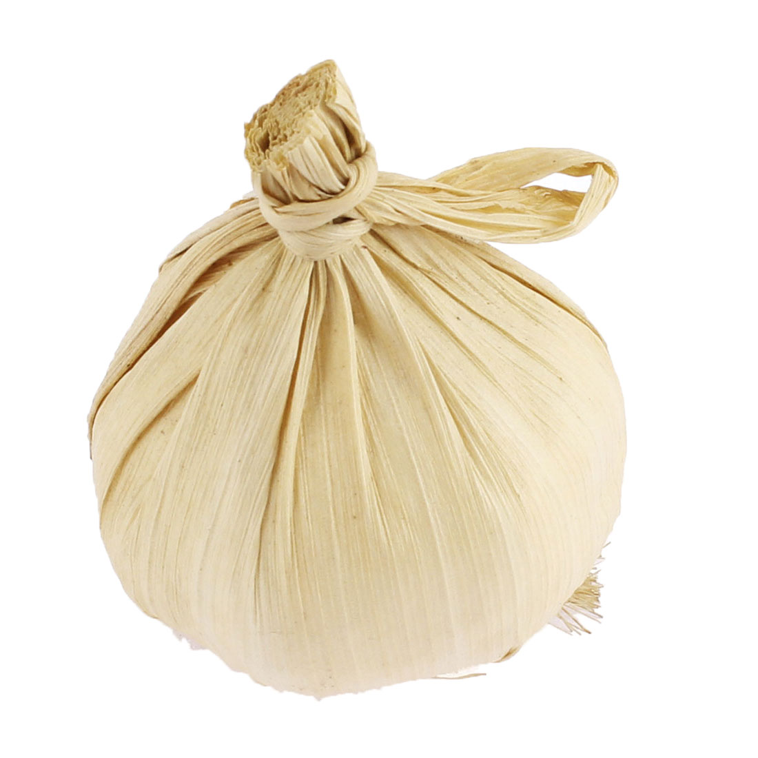 Beige Faux Vegetable Artificial Garlic Home Decoration