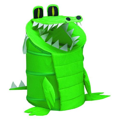 Redmon for Kids The Original Bongo Bag Alligator Pop Up Hamper