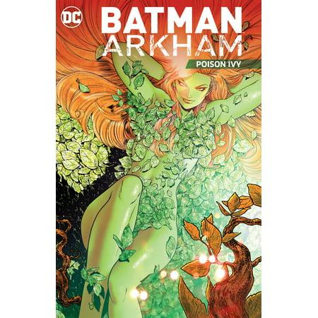 Batman Arkham: Poison Ivy (Poison Ivy Dc Comics)