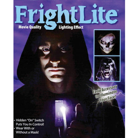 Fright Light Lighting Effect Adult Halloween Accessory