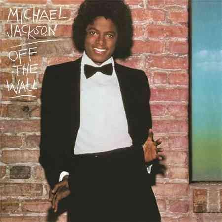 Michael Jackson- Off The Wall- Vinyl