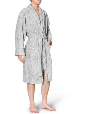 fd5c9fca40 Product Image Premium Men s Fleece Robe Bathrobe by