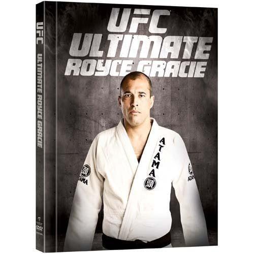 UFC: Ultimate Royce Gracie (Blu-ray + Book) (Widescreen)