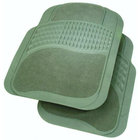 Rubberqueen 70524 Floor Mat Cut To Fit Gray Rubber