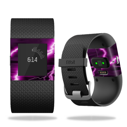 Skin Decal Wrap for Fitbit Surge cover skins sticker watch Bunny Bunches