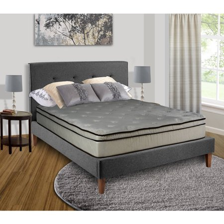 Euro Top Mattress - Continental Sleep, Victoria 11