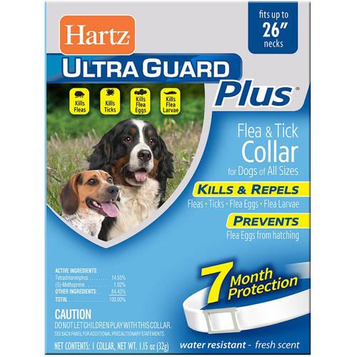 UltraGuard Plus Flea and Tick Collar for Dogs
