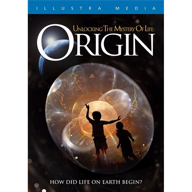 Randolf Publishing 185146 DVD - Origin- Design Chance & The First Life On Earth - image 1 of 1