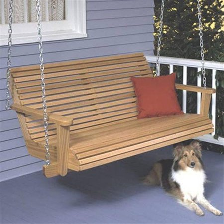 Woodworking Project Paper Plan to Build Porch Swing ()