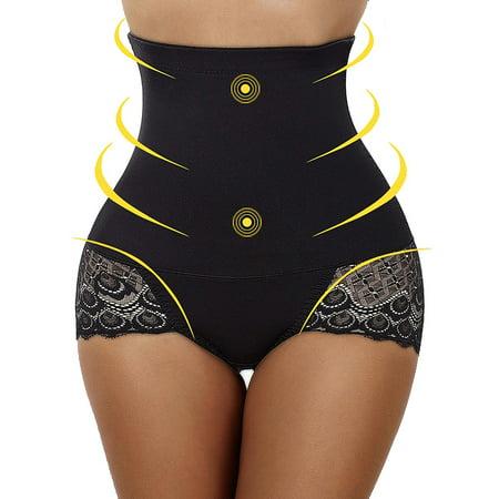 bac3ccc255e Angelique - Womens Plus Size High Waist Trainer Body Shaper Butt Lifter  Waist Cincher Shapewear - Walmart.com