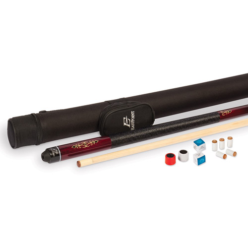 EastPoint Sports Deluxe Hardwood Cue and Cue Case Set