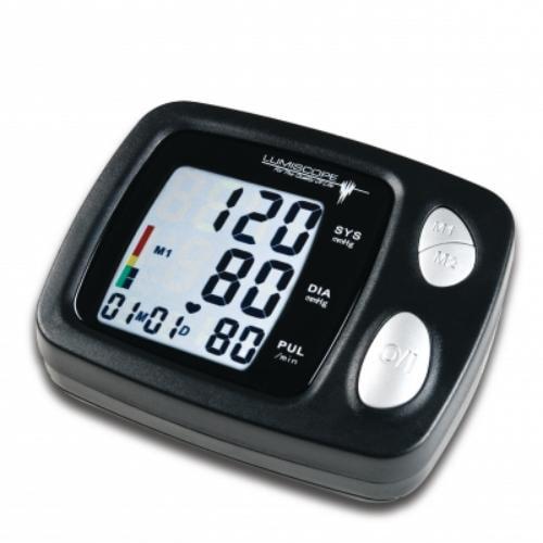 Lumiscope Automatic Blood Pressure Monitor Blood Pressure Monitor
