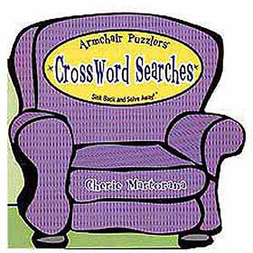 Armchair Puzzlers Book: Crossword Searches