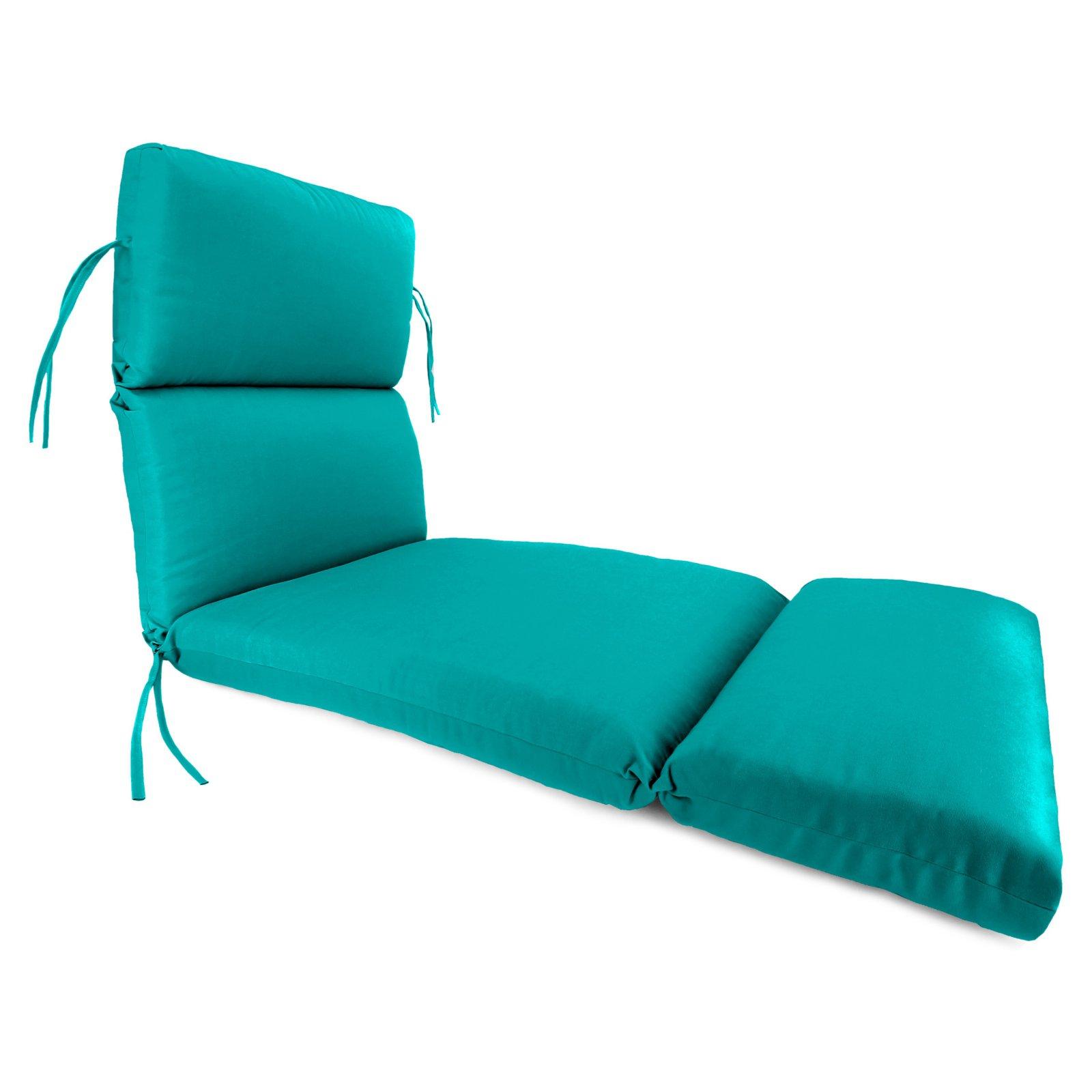 Jordan Manufacturing Sunbrella 74 x 23 in. Chaise Cushion