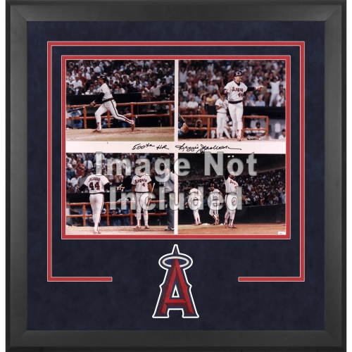 """Los Angeles Angels Fanatics Authentic 16"""" x 20"""" Deluxe Horizontal Photograph Frame - No Size"""