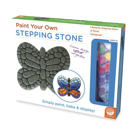 Paint Your Own Stepping Stone Butterfly (Make Your Own Stepping Stones)