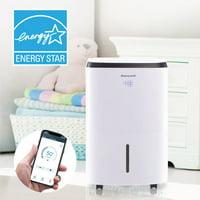 Honeywell Smart Wi-Fi Energy Star Dehumidifier for Medium Basement & Room Up to 3000 Sq. Ft.