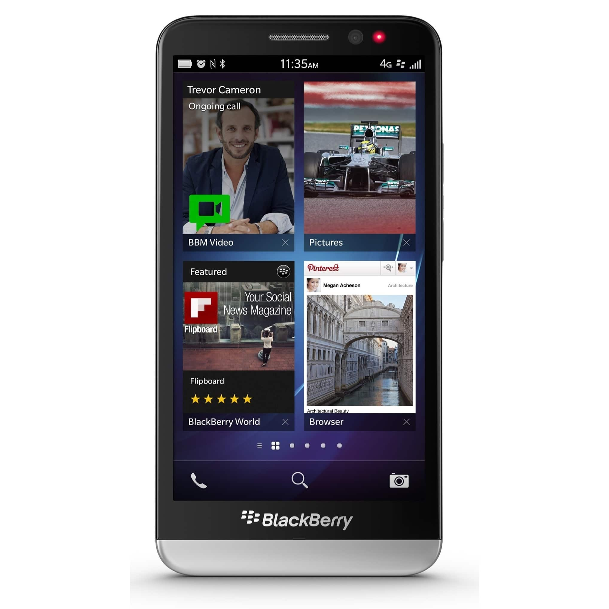 BlackBerry  Z30 16GB 4G LTE  10.2 OS Cell Phone